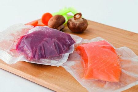 Вакуумная упаковка - способ сохранить пищу здоровой