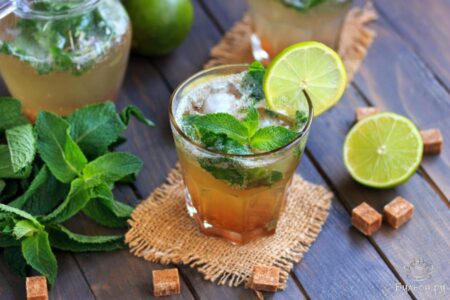 Рецепт самого вкусного мохито в мире. Как приготовить напиток с ромом и мятой.