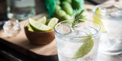 Vodka & Tonic - классическая водка с тоником в новой версии