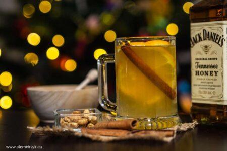 Blair Athol Hot Toddy - согревающий напиток с односолодовым виски.
