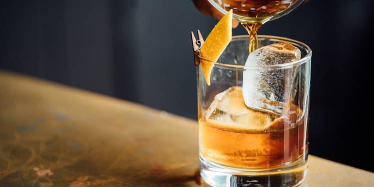 Старомодный алкоголь