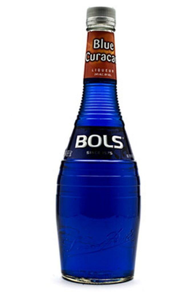 Синий Кюрасао