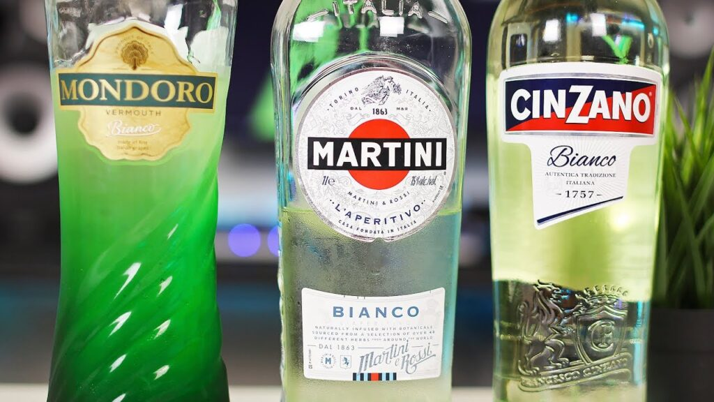 Мартини - как и с чем пить?