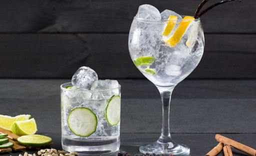 Gin & Tonic (Джин-тоник)