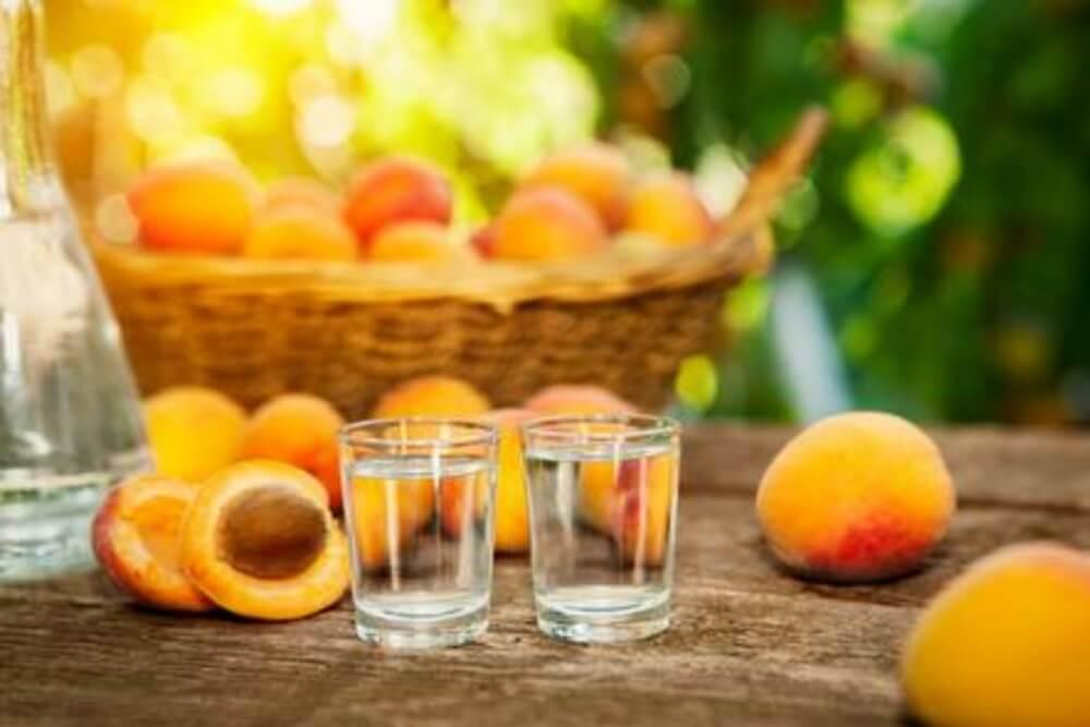 Персиковый шнапс