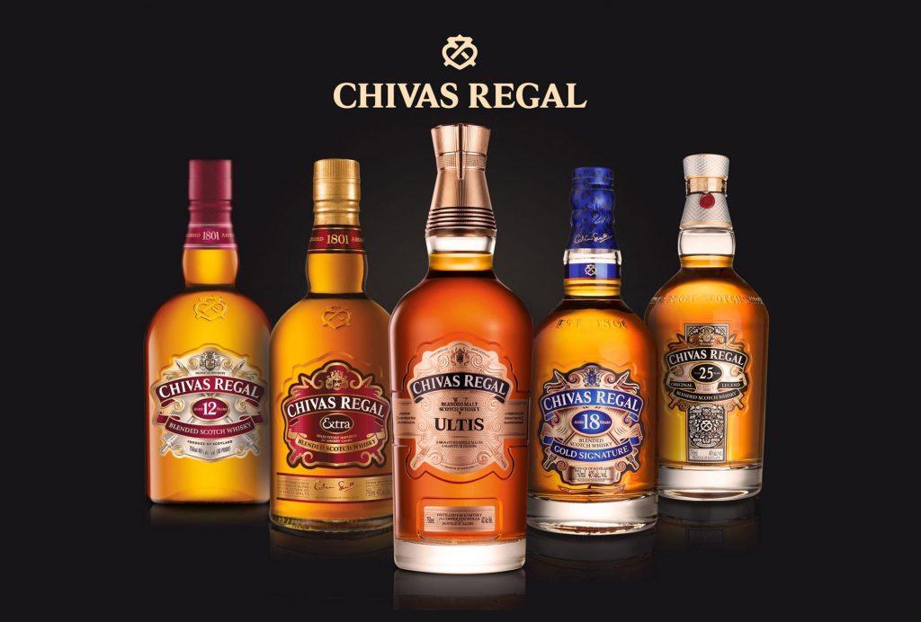 Виски Chivas Regal - что вам нужно знать?