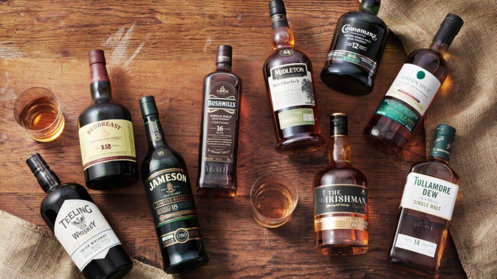 Виски из Ирландии - где его делают?