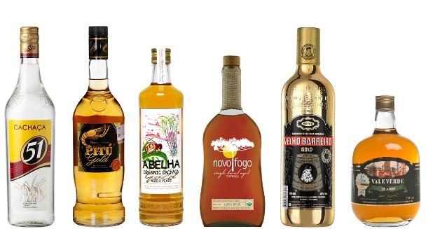 Напитки кашаса - 5 самых интересных
