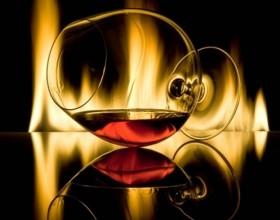 cognac из спирта