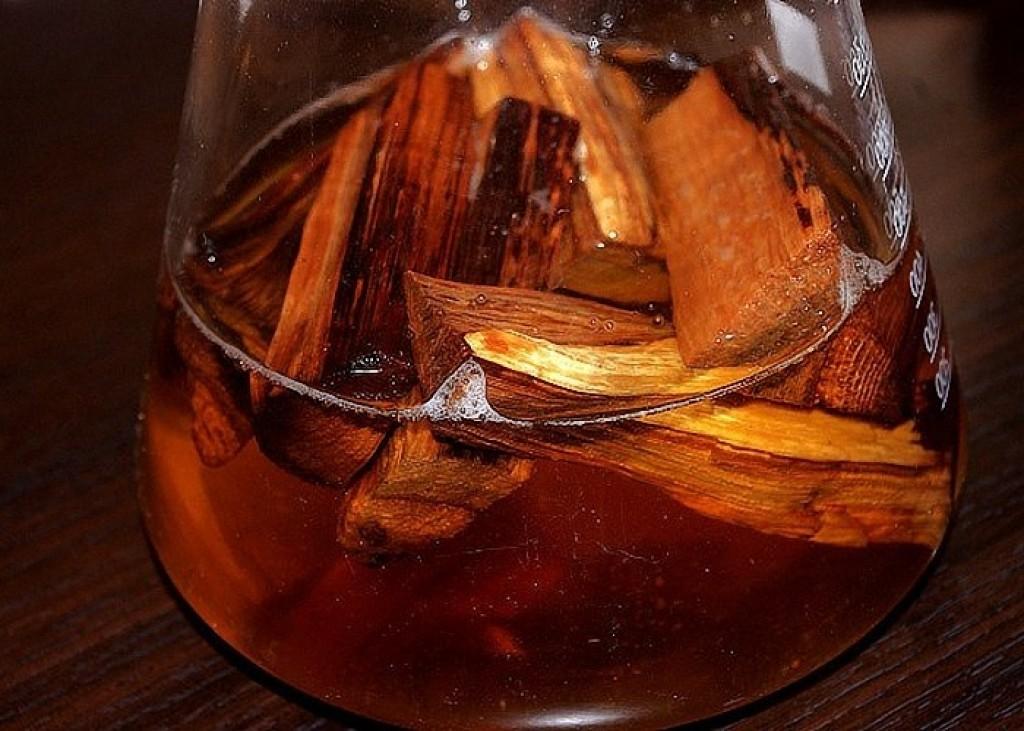Рецепт коньяка в домашних условиях из самогона и дубовой коры