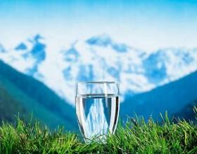 Вода для напитков