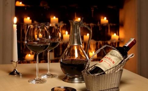 Технология правильной декантации вин