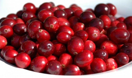 ягоды для клюковки