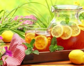 лимонад домашний