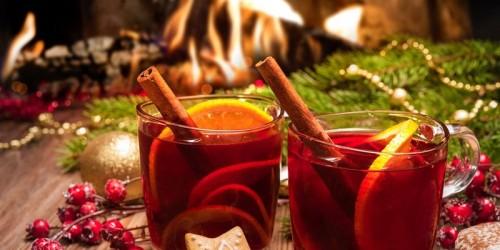 Рождественский глинтвейн