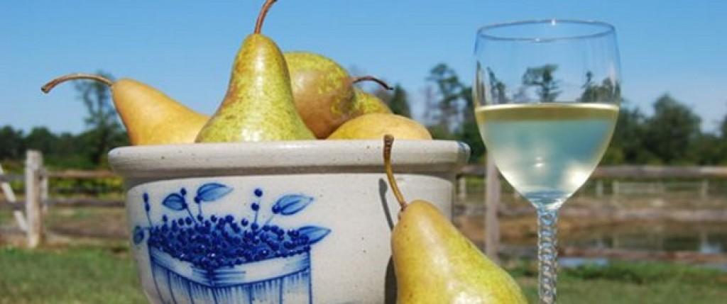 Как сделать из груш домашнее вино