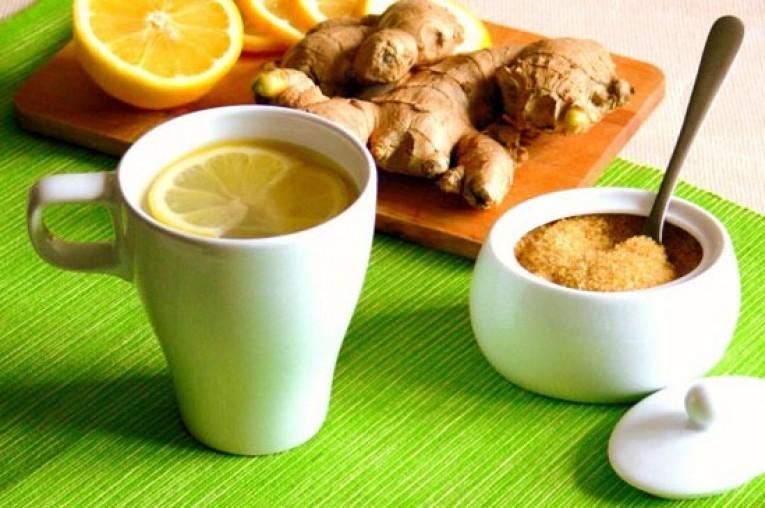 Имбирный чай для похудения как сделать 69
