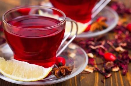чай из гибискуса
