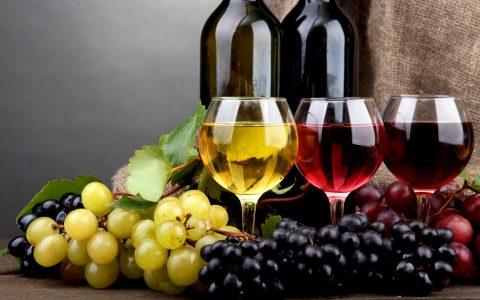 виды вина Чили