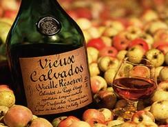 Кальвадос — крепкий алкогольный напиток