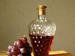 Вино из винограда домашнее как приготовить